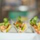wild prawn tacos - happy hour at finns restaurant